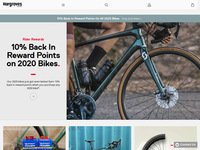 Hargroves Cycles tinklapis